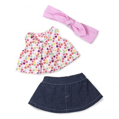 Cutie serie kleding Summertime outfit