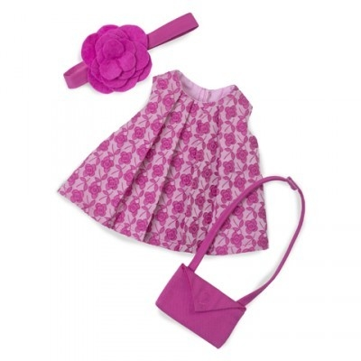 Cutie serie kleding Rose garden Feest outfit