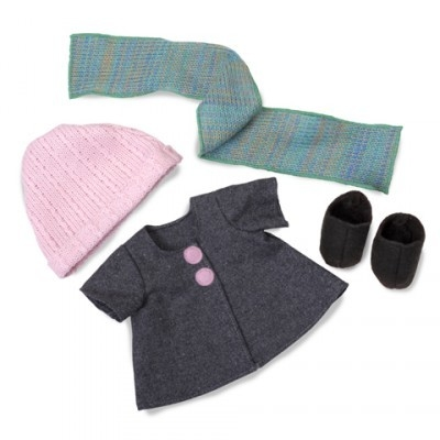 Cutie serie kleding Midwinter outfit