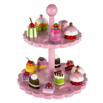 High Tea Vormen Matchingset (16-delig)