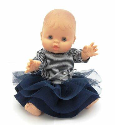 Gordis babypop Alicia gekleed (34 cm)