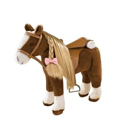 Kambaar paard (37 cm)