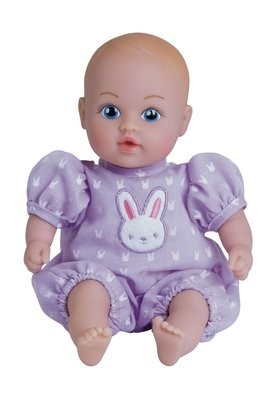 BABY TOTS - LAVENDER ONSIE WITH BUNNY