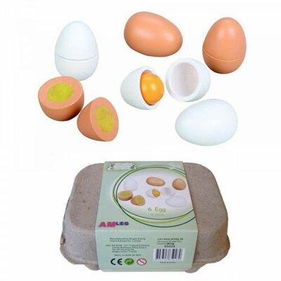 Doosje scheidbare eieren