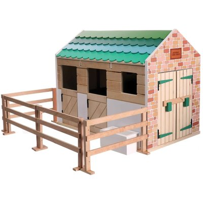 Lottie Stables Paardenstal speelset