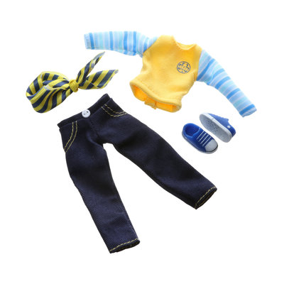 Kledingset Brownie Scouting Outfit