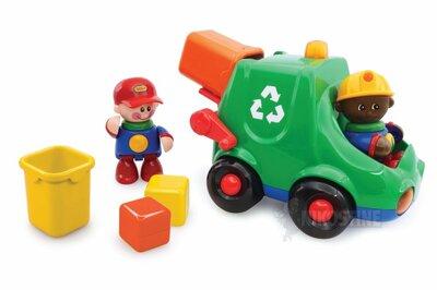 First Friends Recycling Vrachtwagen
