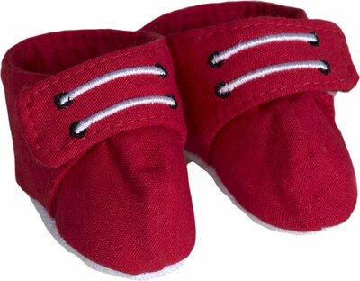 Rubens Kids kleding Rode Sneakers