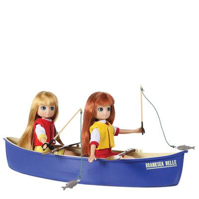 Brownie Canoe Kanoset