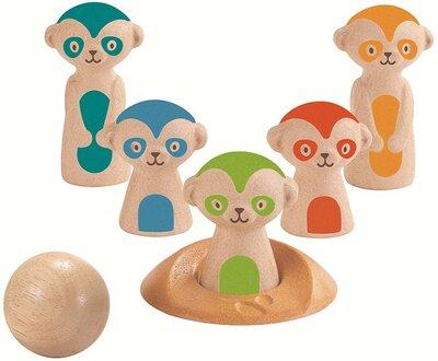 Meerkat Bowling