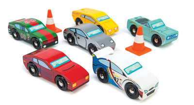 Monte Carlo autoset (8 delig)