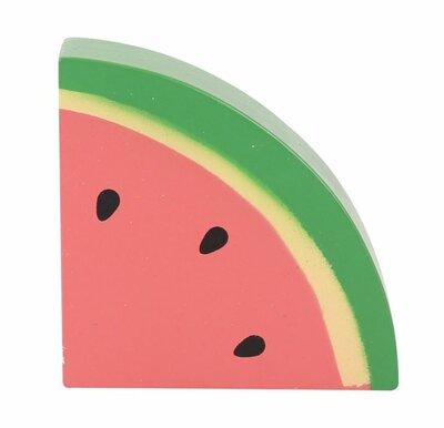 Stuk watermeloen