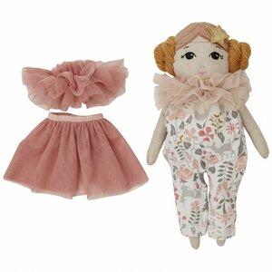 Stoffen pop Estelle met extra outfit (37 cm)