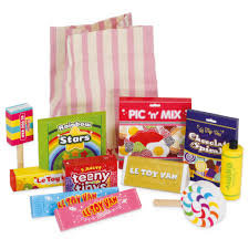 Sweets & Candy set(7 delig)