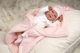 Reborn pop baby Anneloes