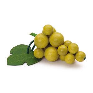 Trosje met groene druiven