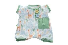 Baby serie pyjamaset groen