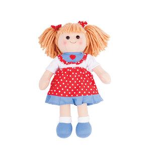 Stoffen pop Emily 35 cm Medium