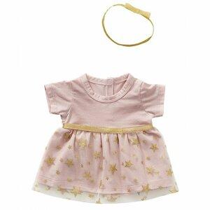 Tutu jurk met haarband 35 cm