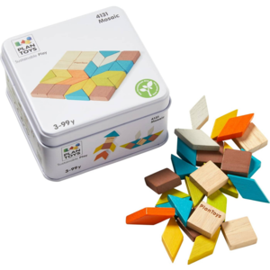 Mosaic Mini (26 stukjes) in bewaarblik