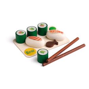 Sushi van hout (11 delig)