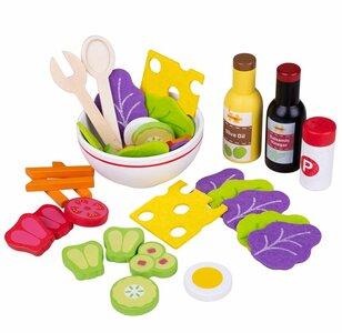 Salade maken set