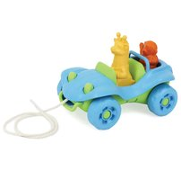 Duin Buggy Pull-along Blauw