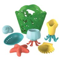 Green Toys Tide Pool-badset (7 delig)